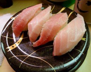 孤独のグルメ原作第2話:東京都武蔵野市吉祥寺の廻転寿司