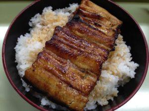 孤独のグルメ原作第4話:東京都北区赤羽の鰻丼
