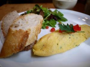 いつかティファニーで朝食を第3話:東京都港区芝公園「ル・パン・コティディアン」