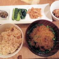 いつかティファニーで朝食を第10話:東京都港区青山「たまな食堂」