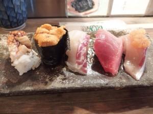 いつかティファニーで朝食を第15話:大阪市中央卸売市場「中央市場 えんどう」