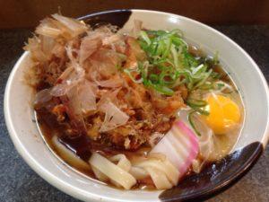 いつかティファニーで朝食を第16話:JR名古屋駅1・2番ホーム「名代きしめん 住よし」