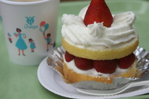 いつかティファニーで朝食を第18話:千代田区神田「近江屋洋菓子店」神田店