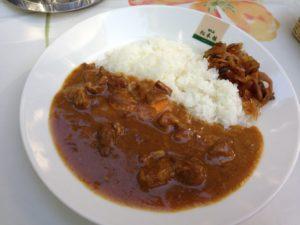 千代田区・日比谷:明治より続くハイカラなカレー「日比谷松本楼」