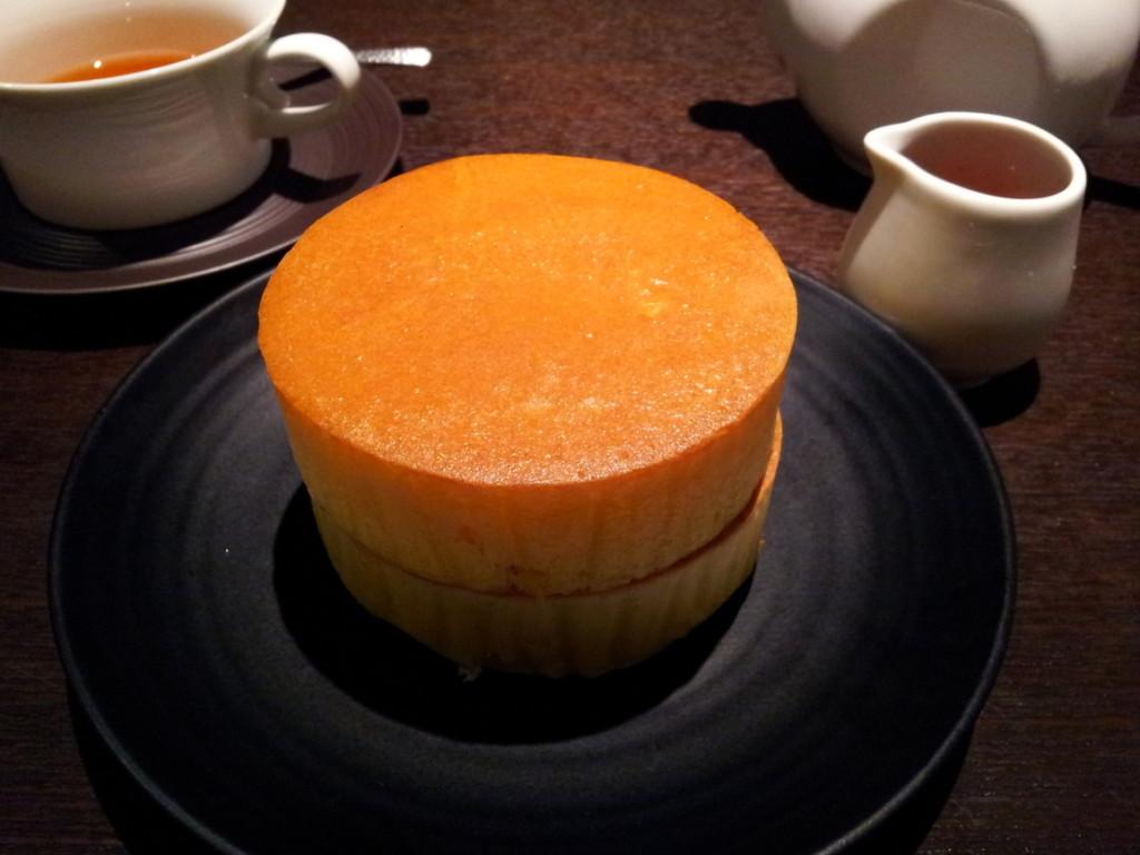 文京区・湯島:香ばしい風味が魅力のホットケーキ「自家焙煎珈琲 みじんこ」
