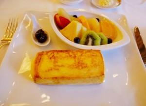 港区・虎ノ門:老舗ホテルの王道フレンチトースト「ホテルオークラ東京 オーキッドルーム」