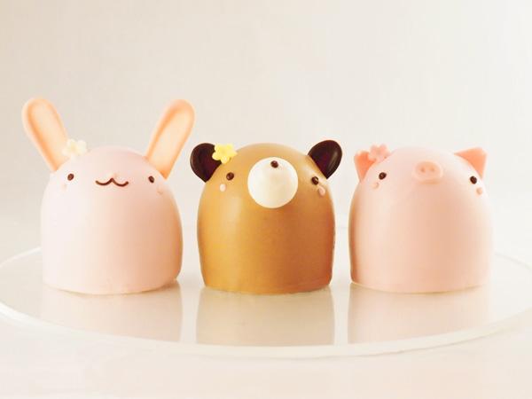港区・青山:子供も大喜びのかわいい動物ショートケーキ「Anniversary」青山店