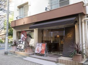 新宿区・新宿御苑:「KEN'S CAFE TOKYO」