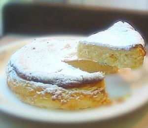港区・六本木:焼いているのにレアの食感のチーズケーキ「グッディ・フォー・ユー六本木」