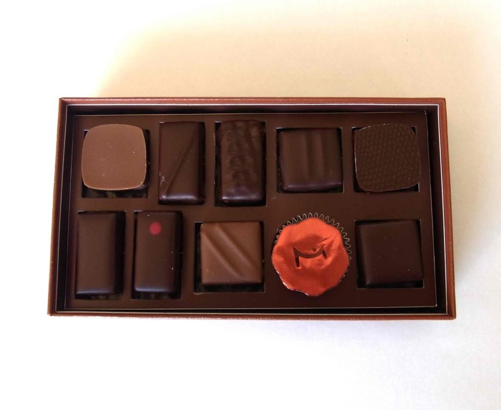 千代田区・丸の内:最高品質のカカオの香りを満喫できるチョコレート「ラ・メゾン・デュ・ショコラ」