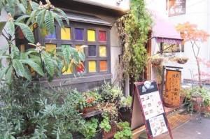 渋谷区・外苑前:パンケーキ「珈琲専門店 香咲」