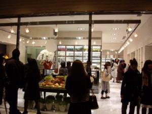 港区・六本木:「サン・フルーツ」東京ミッドタウン店