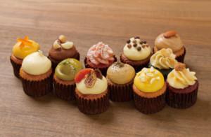港区・青山:体にやさしいナチュラル志向のカップケーキ「TABLES Echika 表参道店」